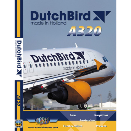 Dutchbird DVD - A320-200