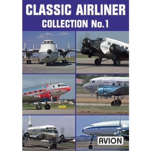 Classic Airliner Collection No.1 DVD