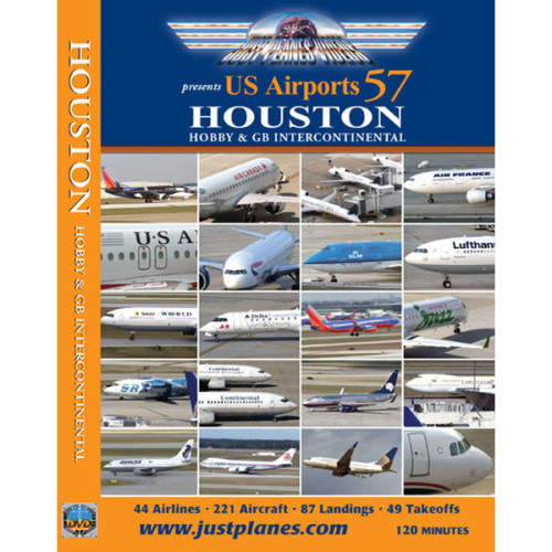 Houston Airports - Hobby & GB International DVD