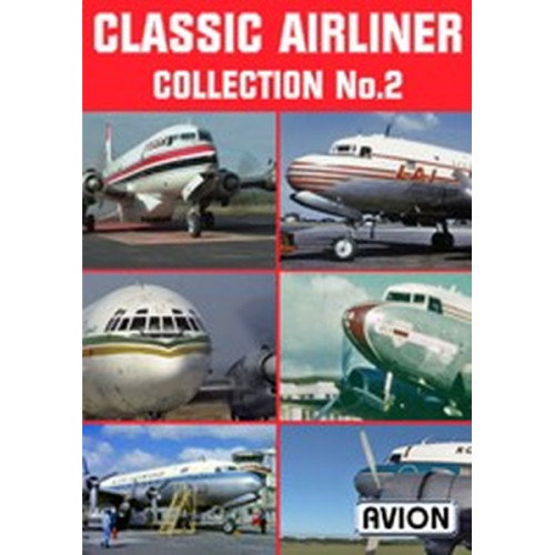 Classic Airliner Collection No. 2 DVD