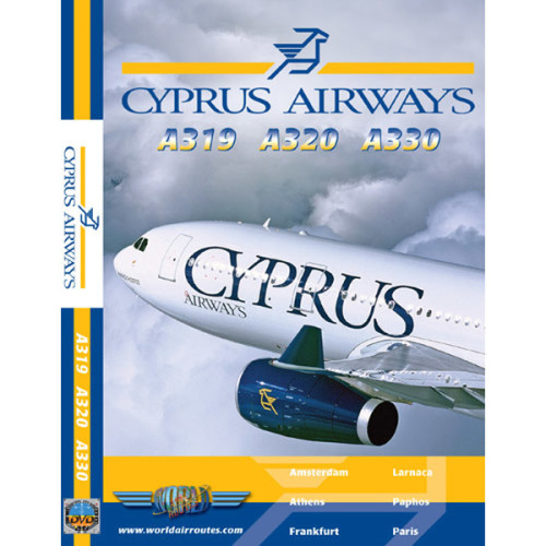 Cyprus Airways DVD - A319, A320, A330