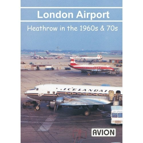 London Airport: 1960s to 1970s DVD