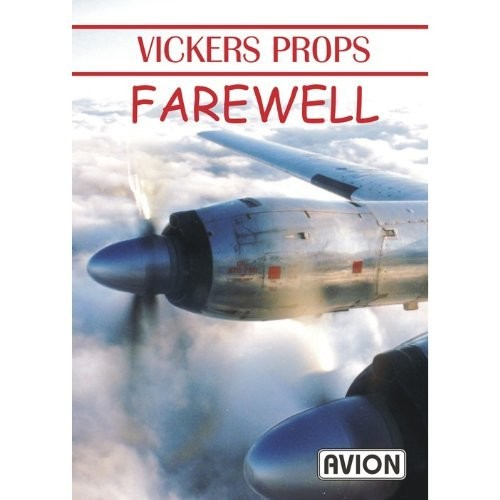 Vickers Props Farewell DVD