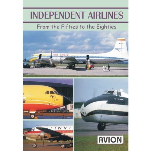 Independent Airlines from the 1950s to the 80s DVD