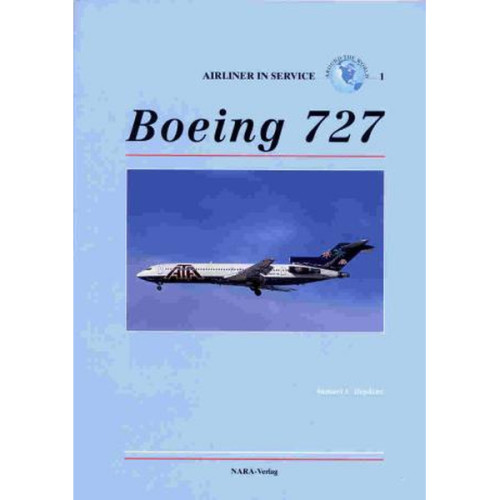 Boeing 727 -Airliner in Service 1-