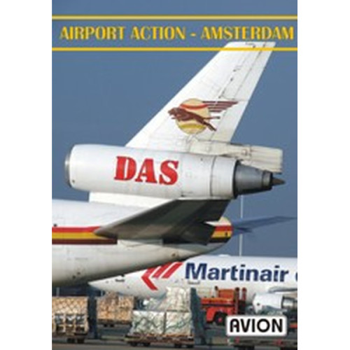 Airport Action - Amsterdam DVD