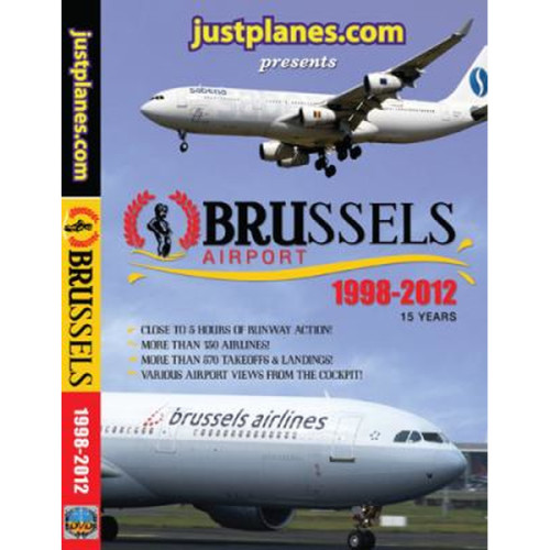 Brussels Airport 1998-2012 15 Years DVD