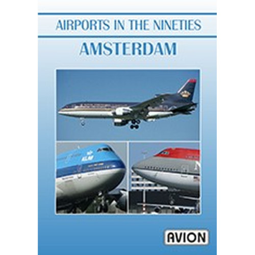 Airports in the Nineties - Amsterdam DVD